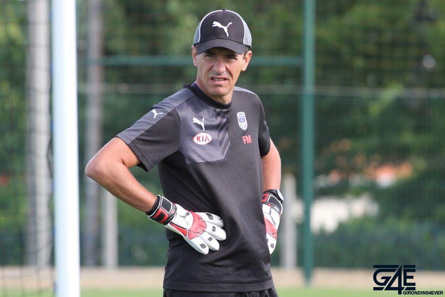 Officiel - Benoît Cauet, nouveau coach de Châteauroux !