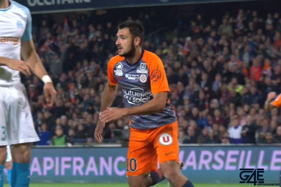 Transferts : Gaëtan Laborde pourrait quitter Montpellier cet hiver